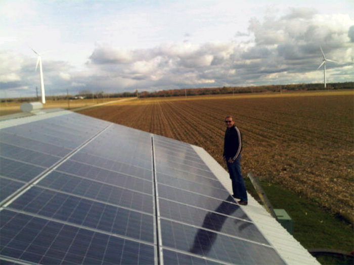 Northern Cross Energy Solar Energy
