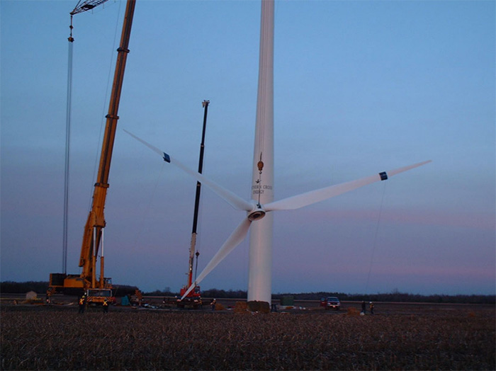 Northern Cross Energy Wind Energy